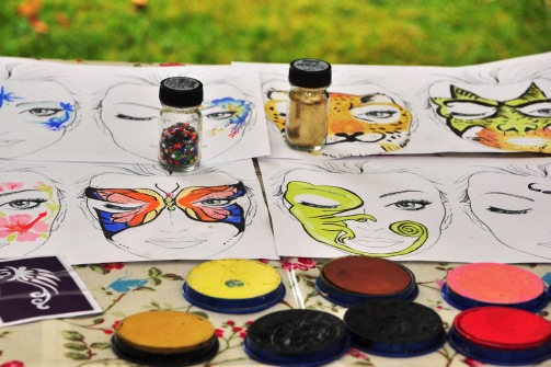 060 face painting tools