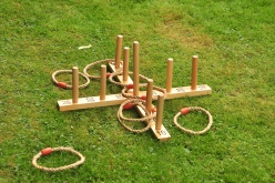 141 quoits game