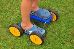 145 wobbly wheels